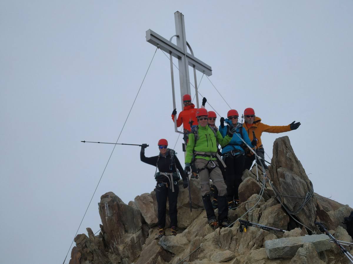 Wildspitze beklimming