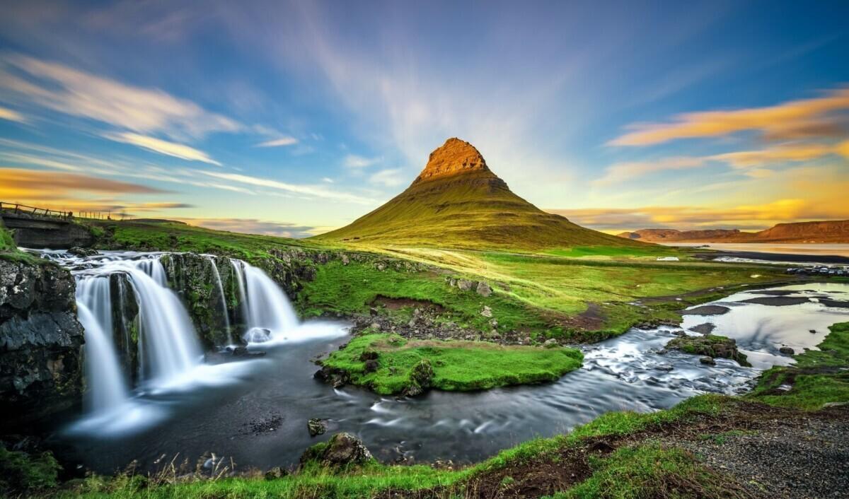 Wat een ongelofelijke en sprookjesachtige landschappen in IJsland.
