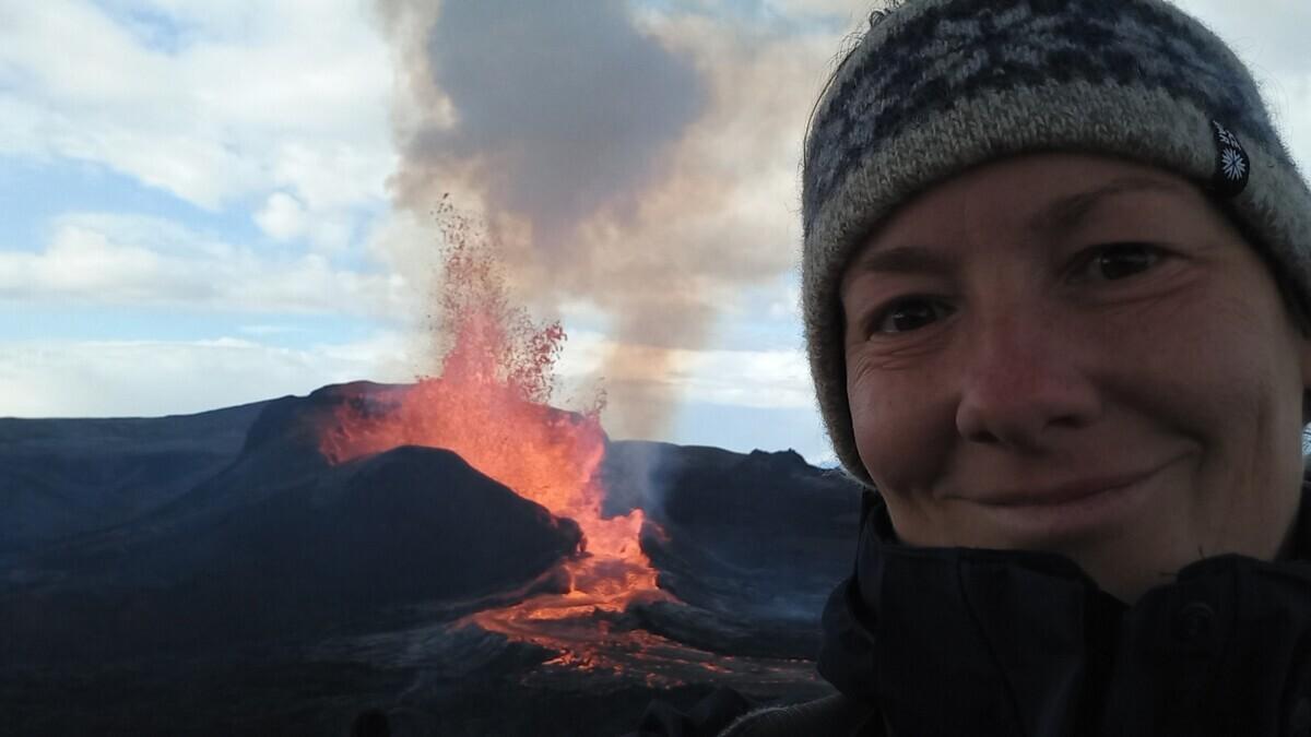 IJslandse vulkaan