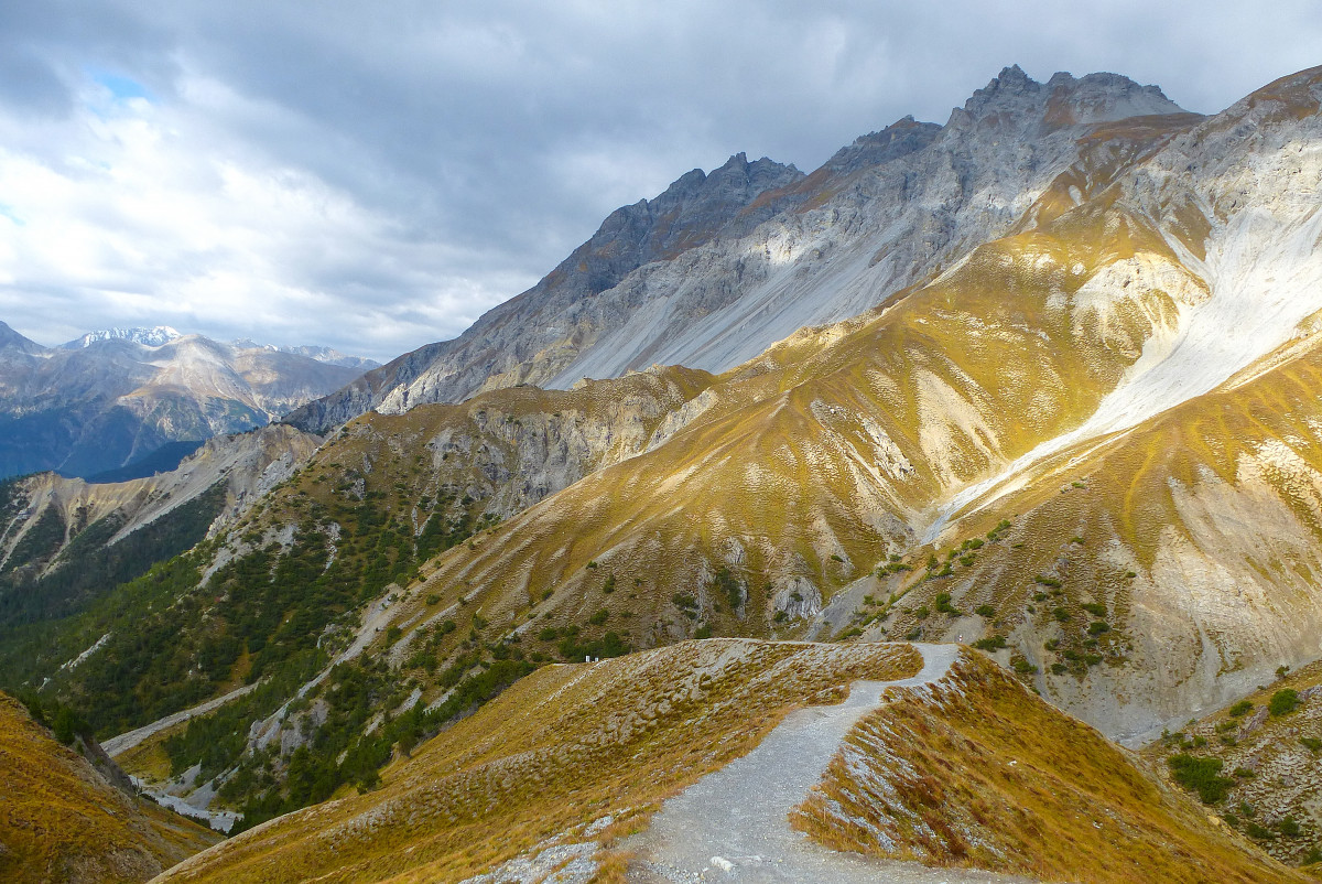 Zwitsers Nationaal Park Margunet