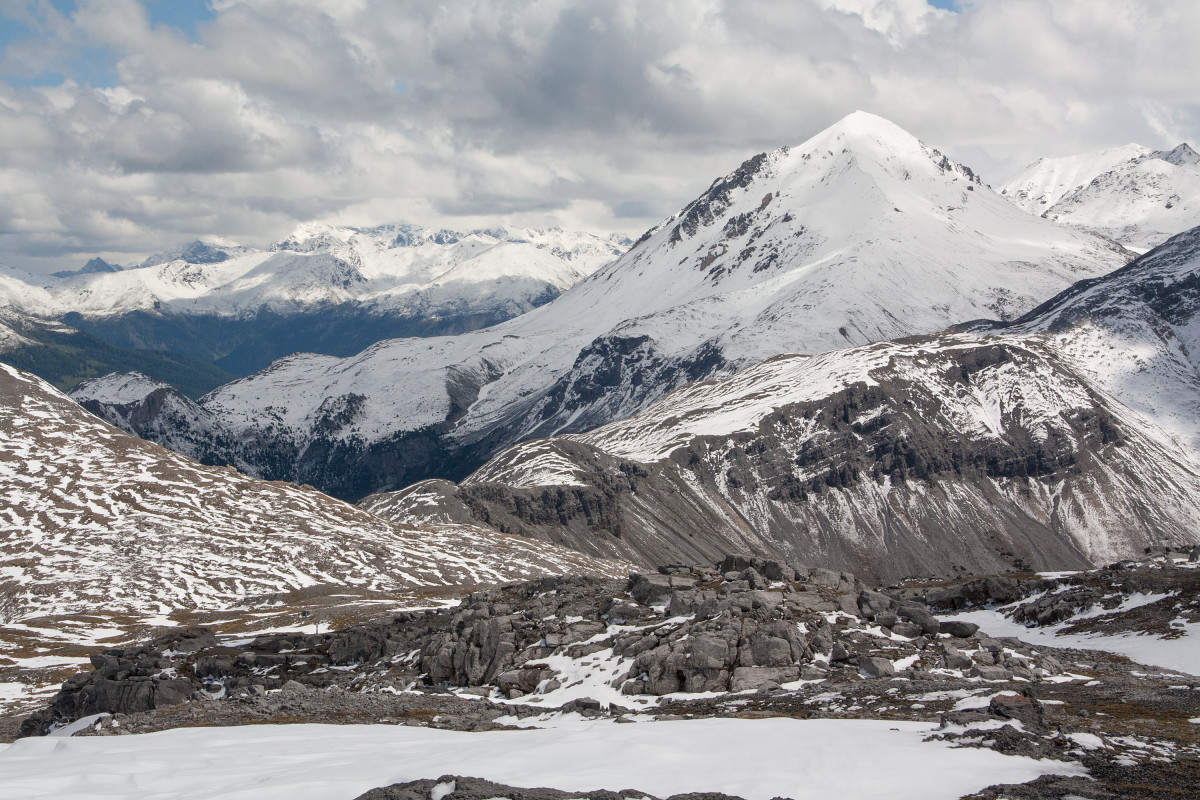 Zwitsers Nationaal Park Munt la Schera