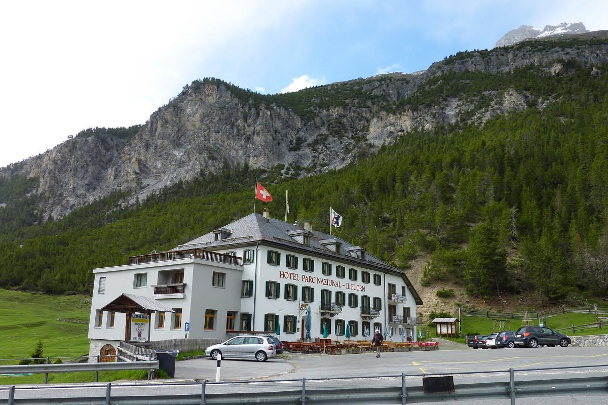 Zwitsers Nationaal Park Munt Schera