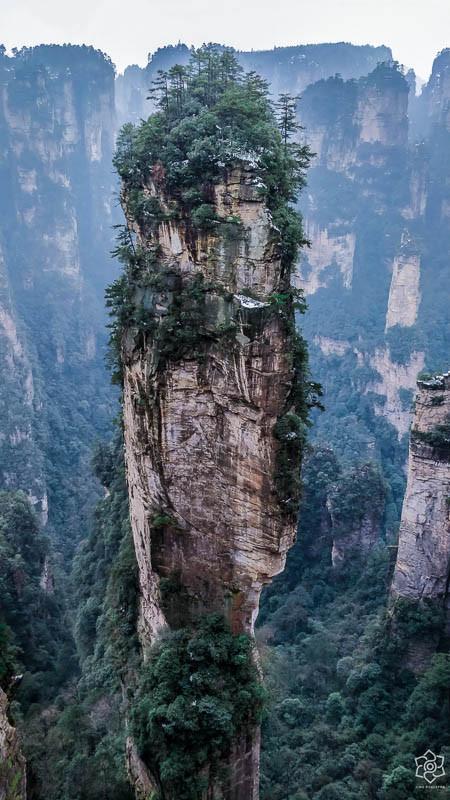 Avatar mountain