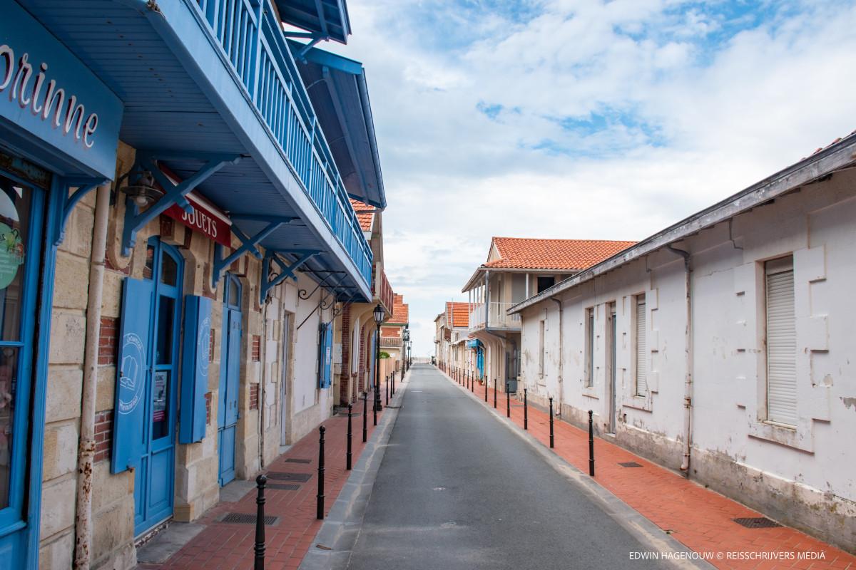 Soulac-sur-Mer. Foto: Edwin Hagenouw