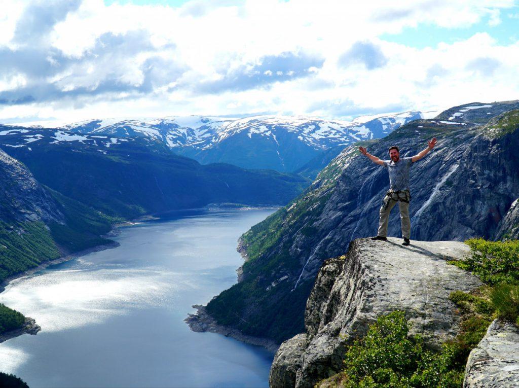 Noorwegen Riksja