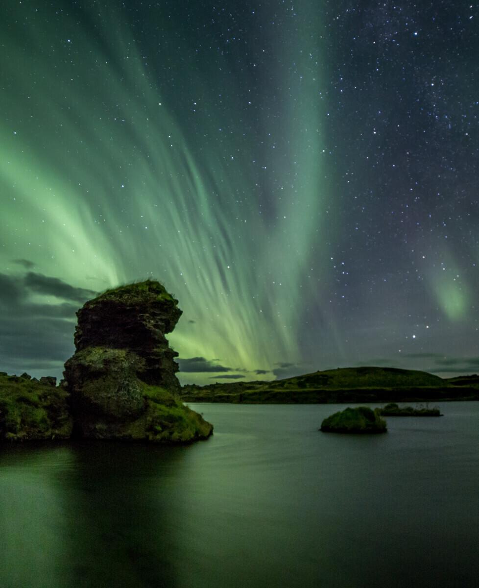 Noorderlicht. Copyright: Anton Freyr Birgisson