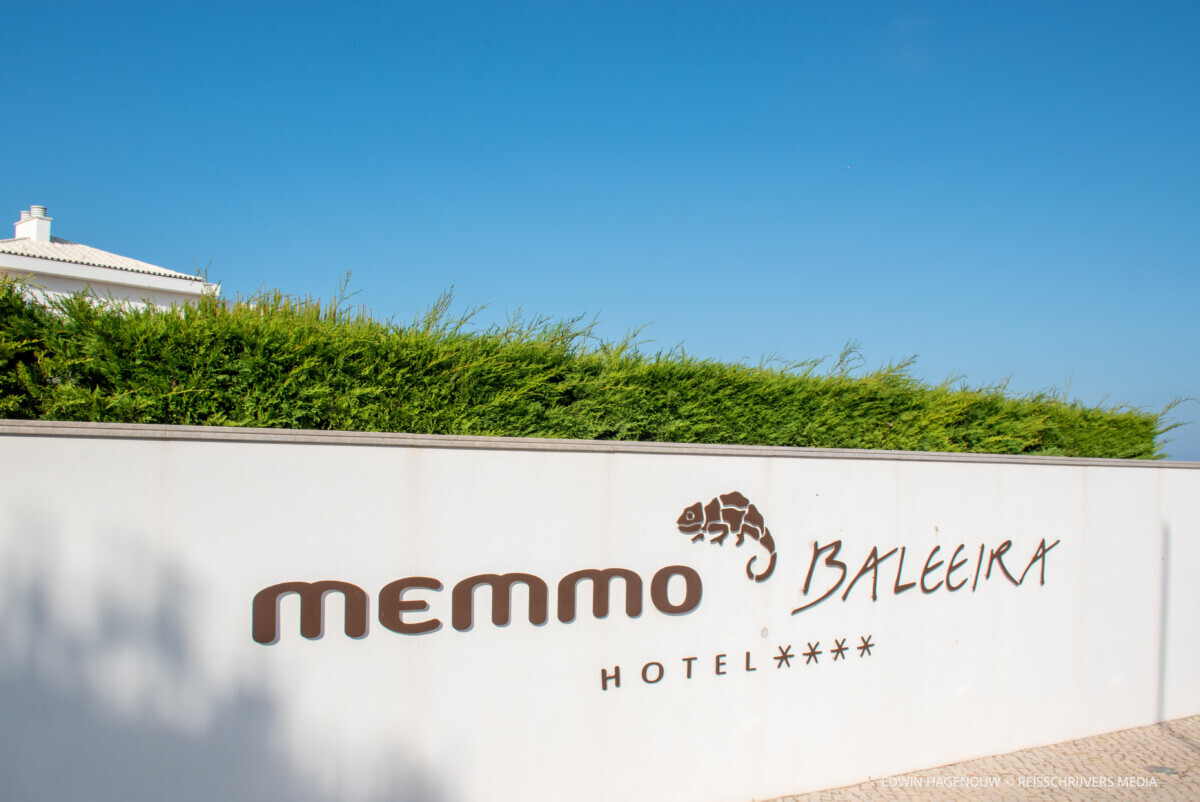 Hotel Memmo Baleeira in Sagres. Foto: Edwin