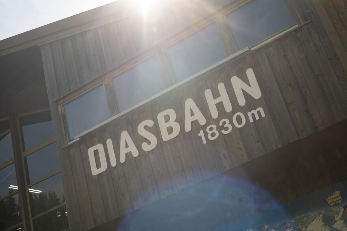 Diasbahn Kappl