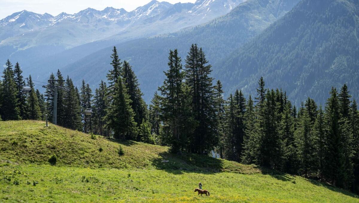 Paznaun dal Tirol