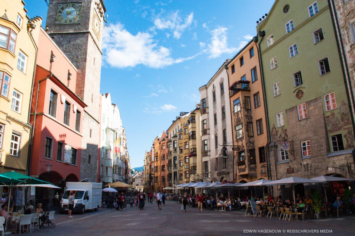 Innsbruck. Foto: Edwin Hagenouw