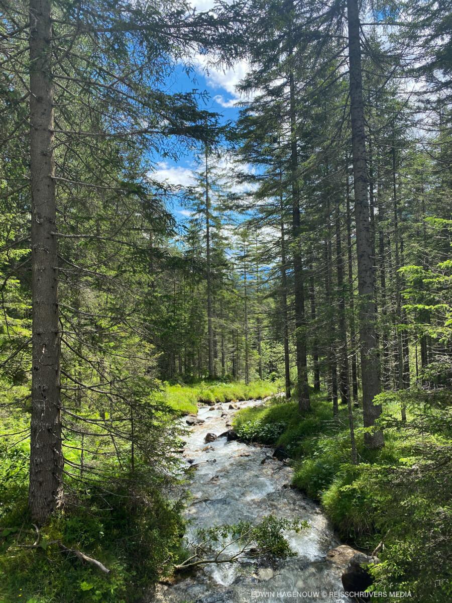 Innsbruck Trek dag 2. Foto: Edwin Hagenouw