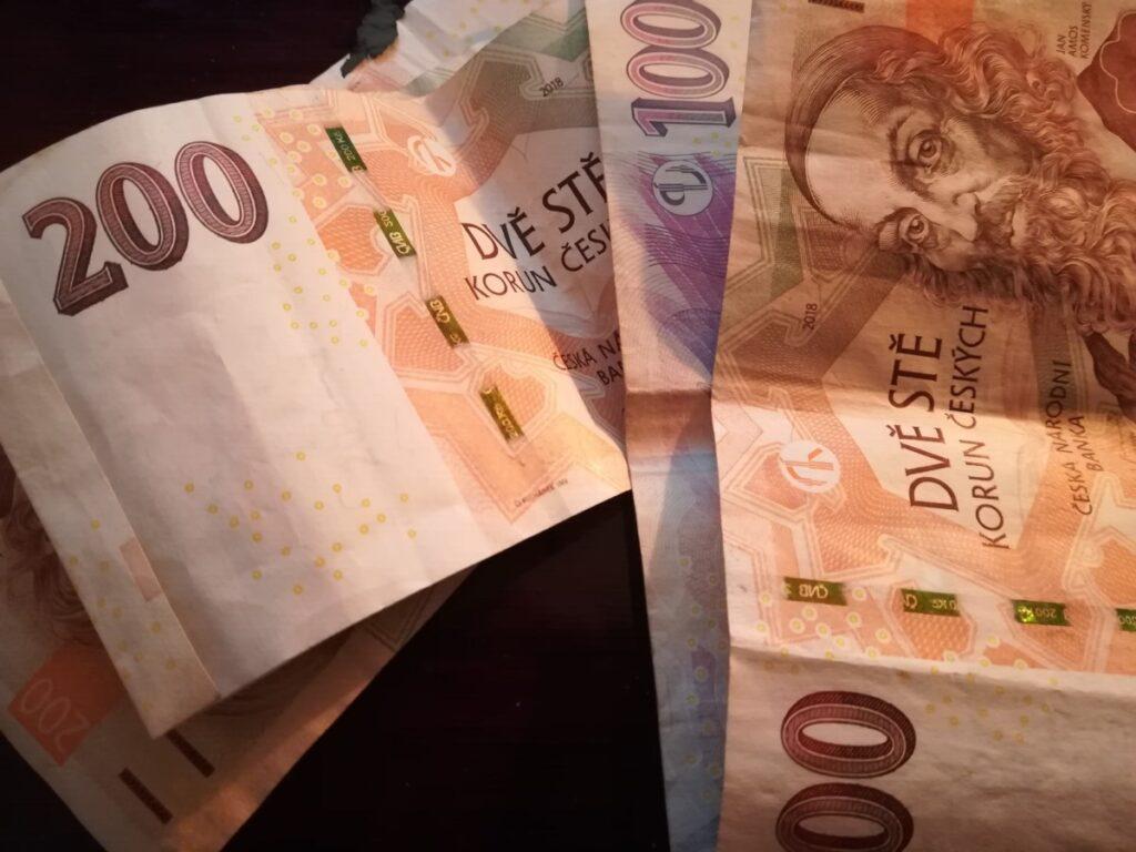 Tsjechisch geld