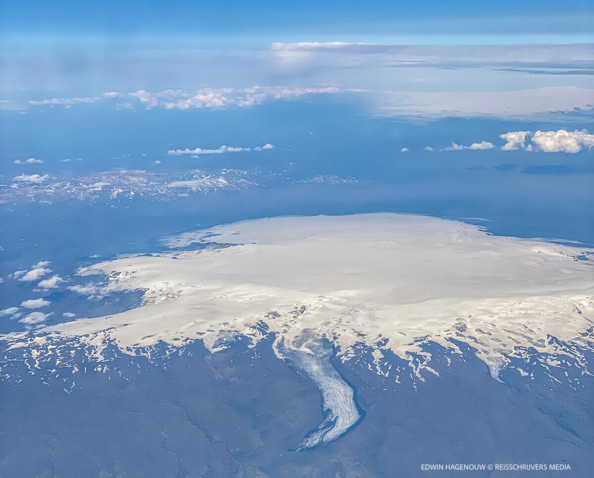 Geweldige gletsjers. Foto: Edwin Hagenouw