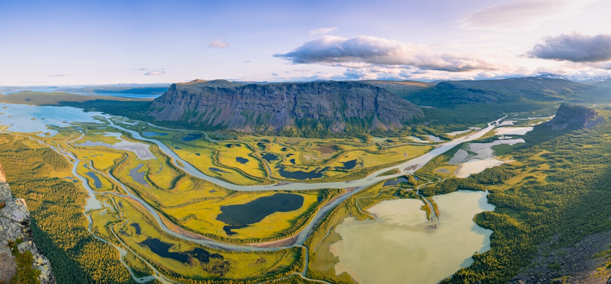 Sarek Nationaal Park