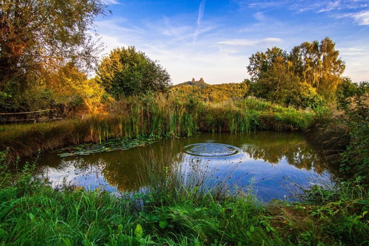 Boheems paradijs. Foto: Martina Svobodová
