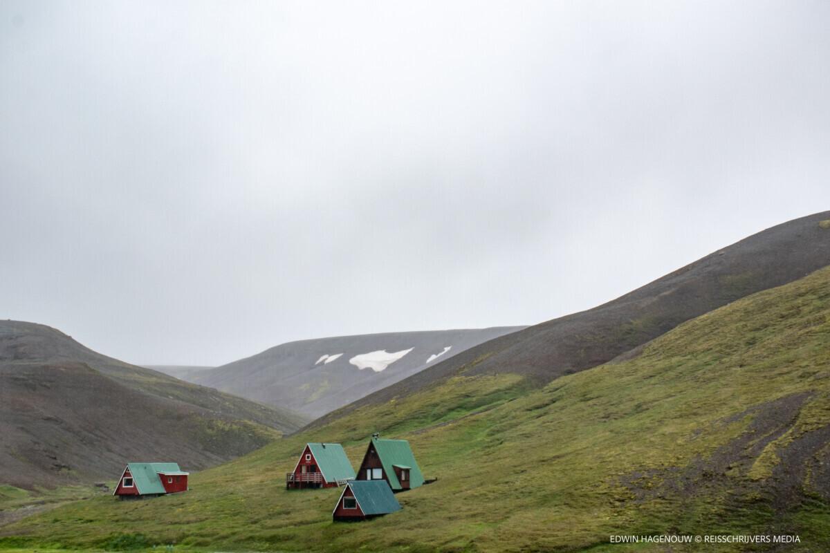Kerlingarfjöll Mountain Resort. Foto: Edwin Hagenouw
