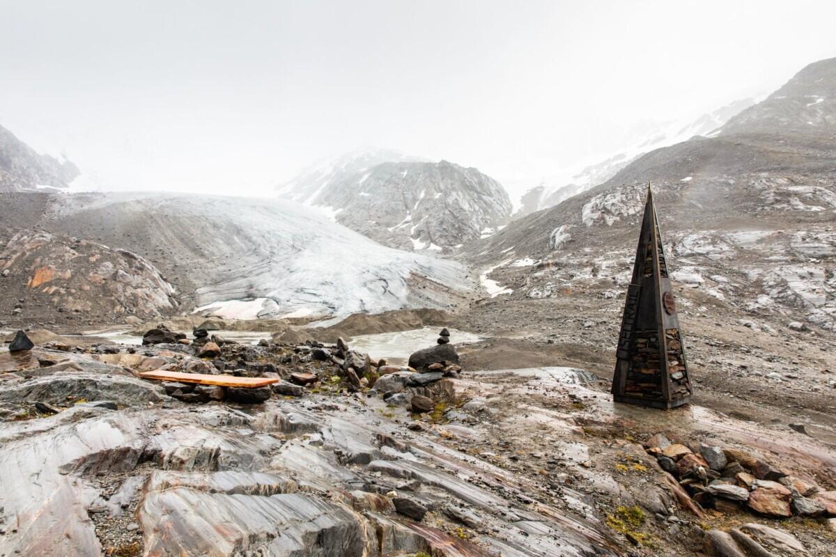 Bij de gletsjer Umbalkees. Foto: TVB Osttirol Ramona Waldner