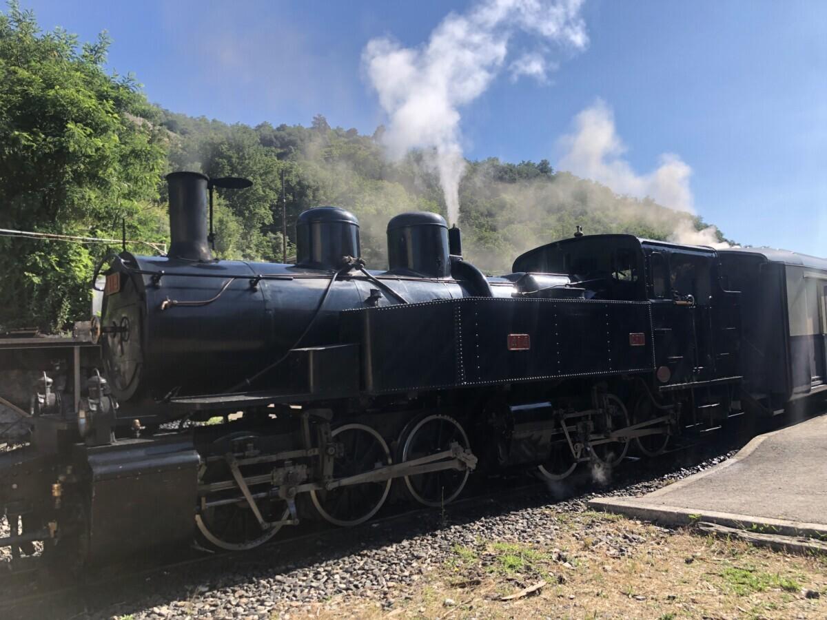 Train d'Ardeche