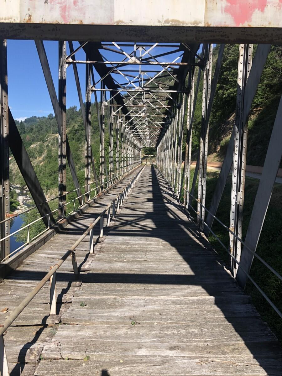 Spoorbrug Dolce Via