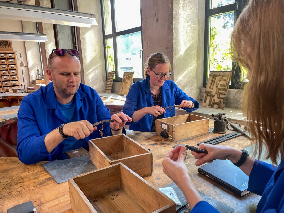 Workshop Sierraden maken