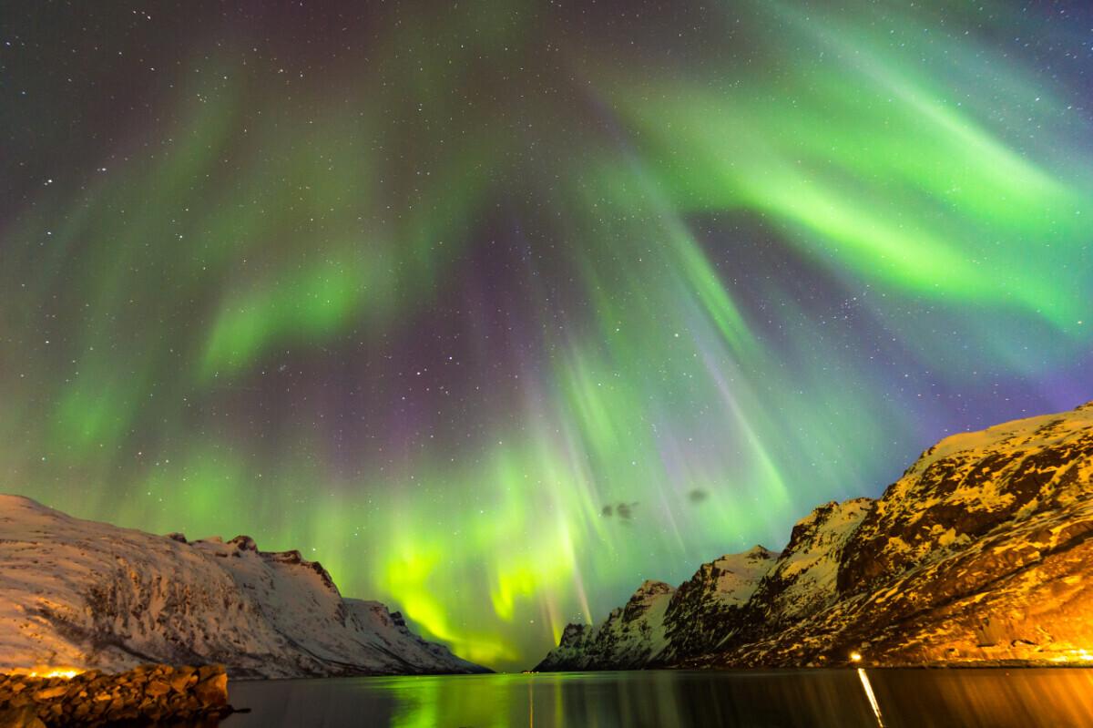 Buro Scanbrit - Magisch noorderlicht in Tromsø