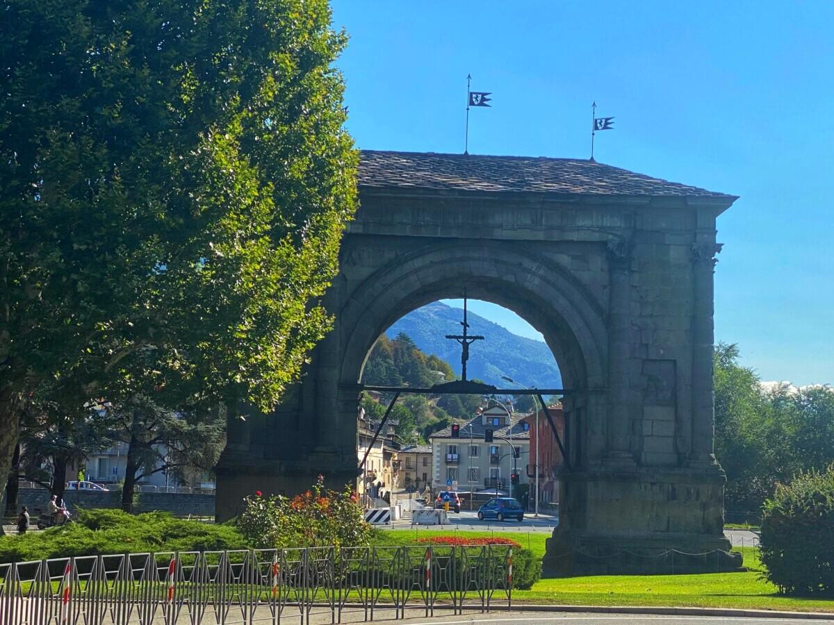 Aosta Arc