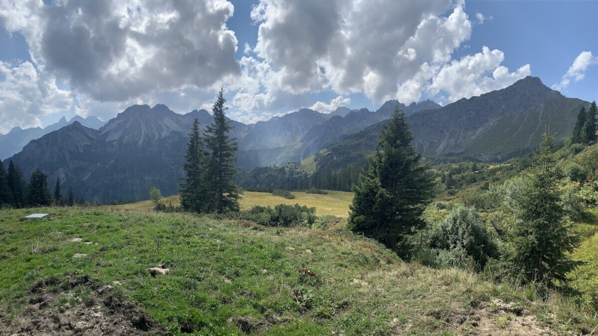Felhorn Kanzelwand Oberstdorf