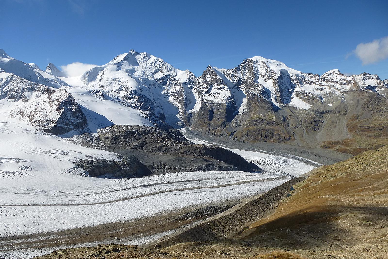 Bernina berggebied